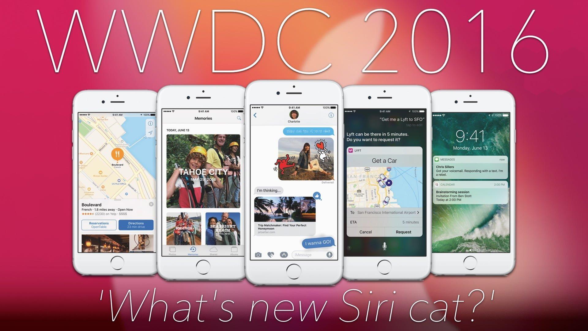 Post WWDC 2016