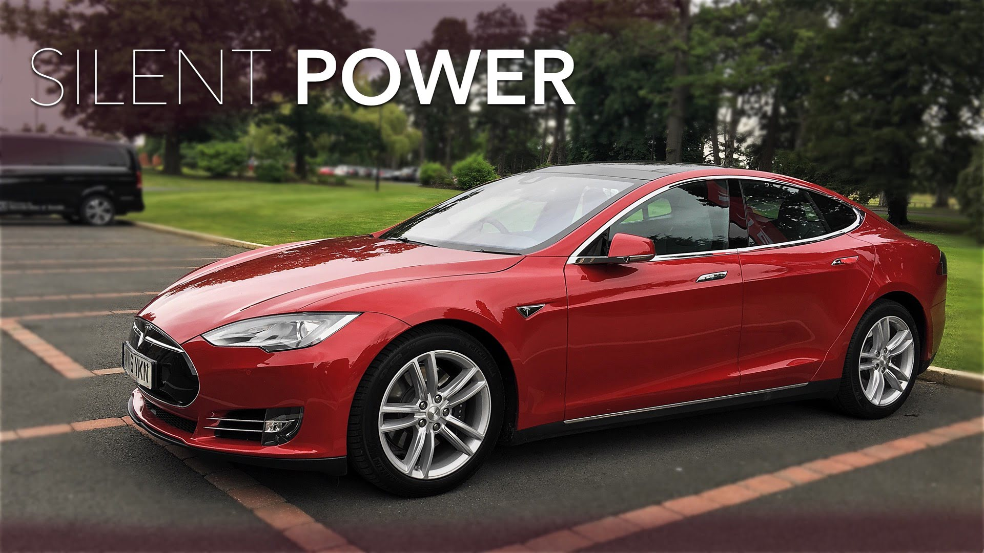 Silent Power - Tesla Model S