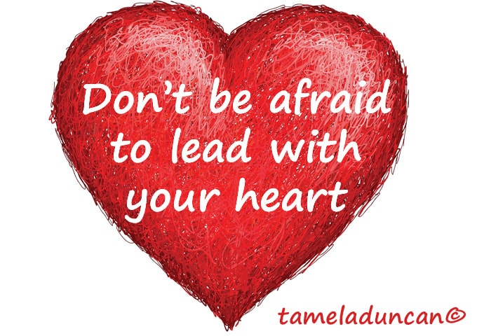 Leading with heart