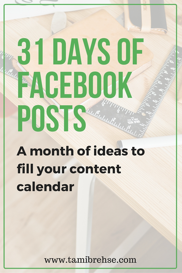 how to create new posts on facebook
