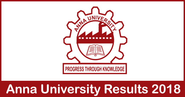 Anna university results 2018