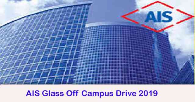 AIS Glass Off Campus Drive 2019
