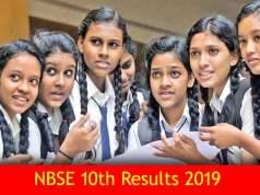 Nagaland 10th Result 2019