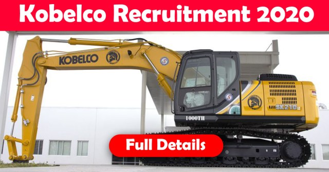 kobelco recruitment
