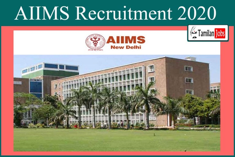 AIIMS Rishikesh Recruitment 2020 Out – Apply 16 Assistant Nursing Officer Jobs