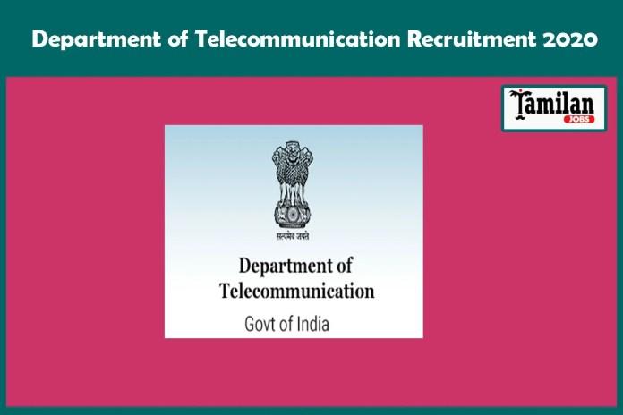 Department of Telecommunication 2020