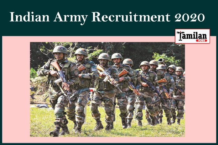 Indian Army ARO Recruitment 2020 Out – Apply Various Store Keeper Jobs