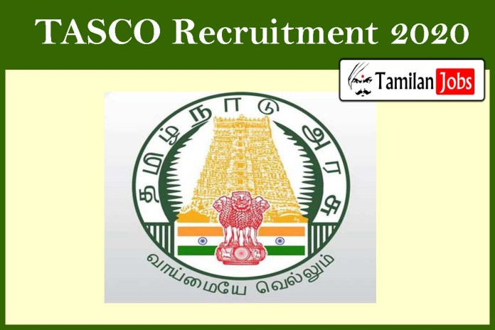 TASCO Recruitment 2020