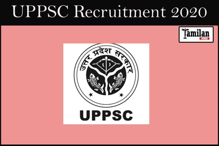 UPPSC Recruitment 2020 Out – Apply Online 610 Veterinary Medical Officer Jobs