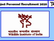WII Project Personnel Recruitment 2020