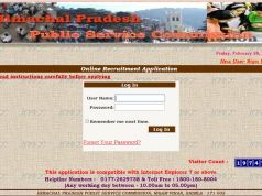 HPPSC Forest Service Admit Card 2020