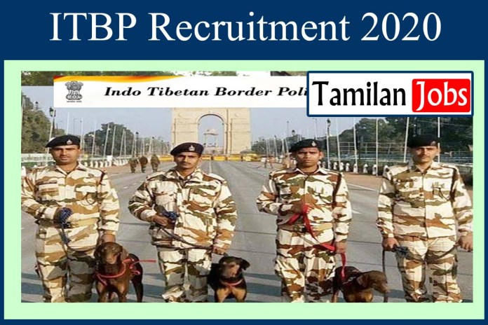 ITBP Recruitment 2020 Out – Apply Online 51 GD Constable Jobs