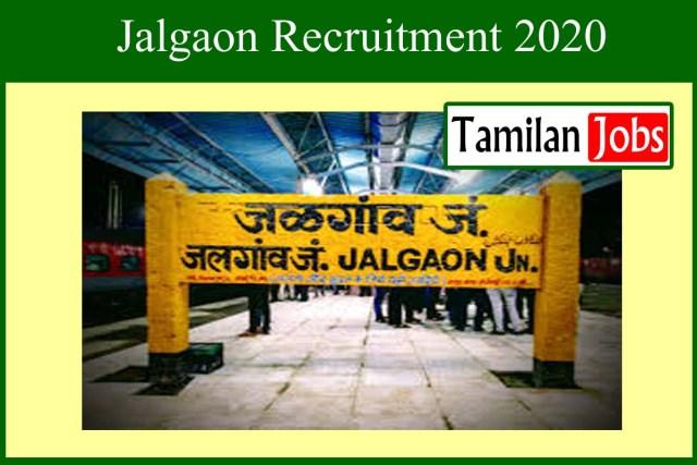 Jalgaon Recruitment 2020