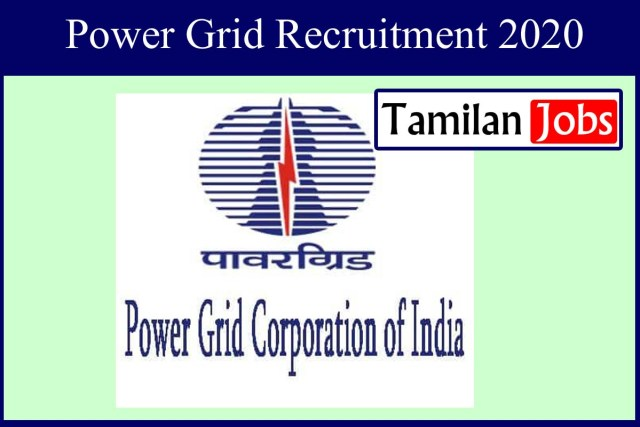 Power Grid Recruitment 2020