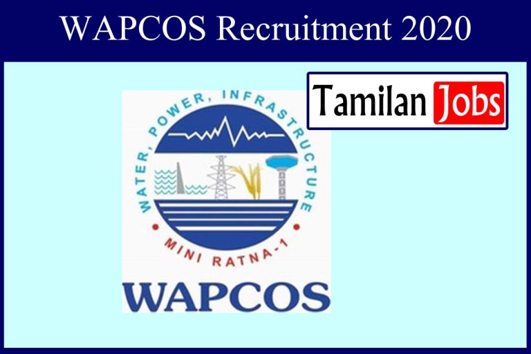 WAPCOS Recruitment 2020 Out – B.E/B.Tech Candidates can apply for Engineer Posts