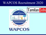 WAPCOS Recruitment 2020
