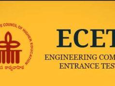 AP ECET Syllabus 2020 PDF