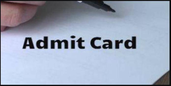 Arunachal Pradesh Civil Service Admit Card 2020