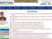 Delhi Police Head Constable Admit Card 2020