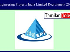 Engineering Projects India Limited Recruitment 2020