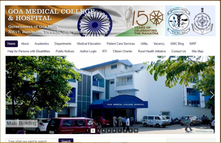 GMC Group C Admit Card 2020, Staff Nurse, MTS, LDC Exam Date @ gmc.goa.gov.in