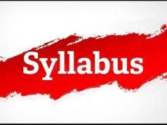 SMIT Offline Test Syllabus 2020 PDF