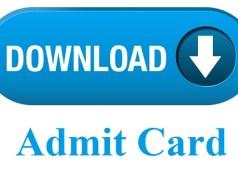 OPSC Jr. Assistant Admit Card 2020