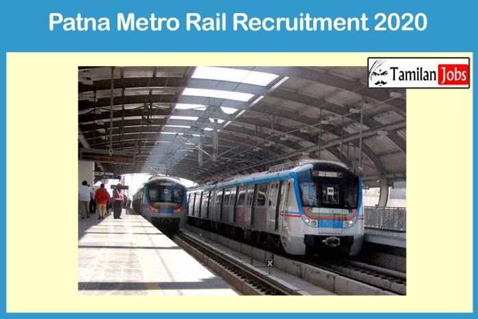 Patna Metro Rail Recruitment 2020 Out – Degree Candidates Can Apply For 28 Assistant Engineer & Other Jobs