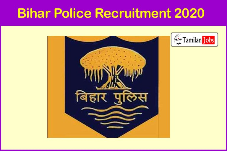 Bihar Police Recruitment 2020 Out – Apply Online 8415 Constable Jobs