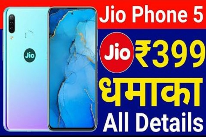 Jio Phone 5 Lite Price, Booking Online, Features, Release Date & Latest News