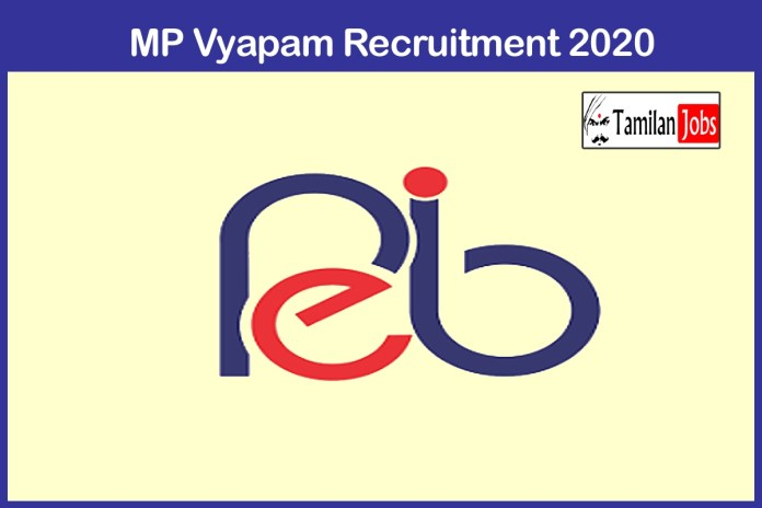 MP Vyapam Recruitment 2020 Out – Apply Online 134 Staff Nurse, Pharmacist Jobs