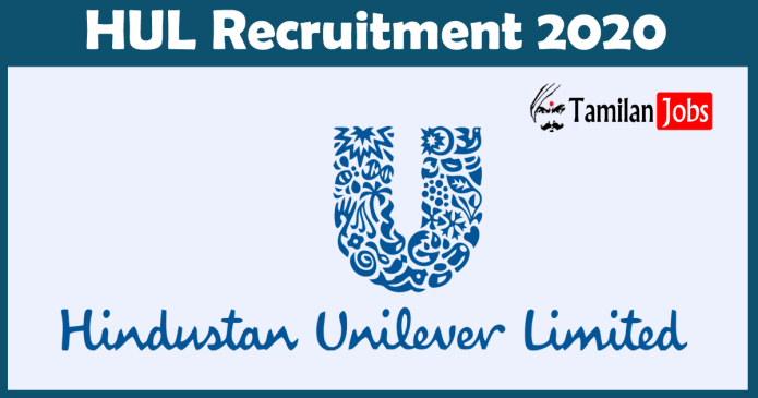 HUL Recruitment 2020 – Apply Online 1000+ Fresher Job Openings