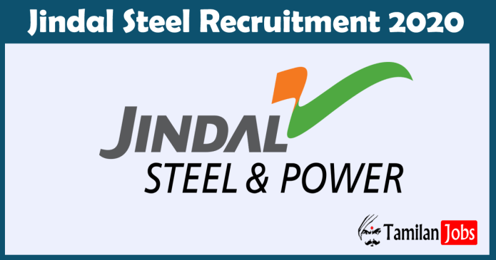 Jindal Steel Recruitment 2020 – Apply Online 1000+ Fresher Job Openings