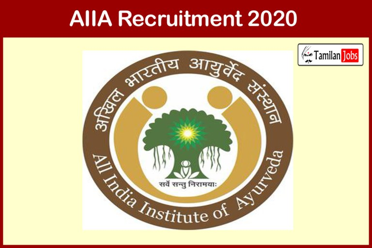 AIIA Recruitment 2020 Out – Apply 43 Hospital Staff, Faculty Jobs