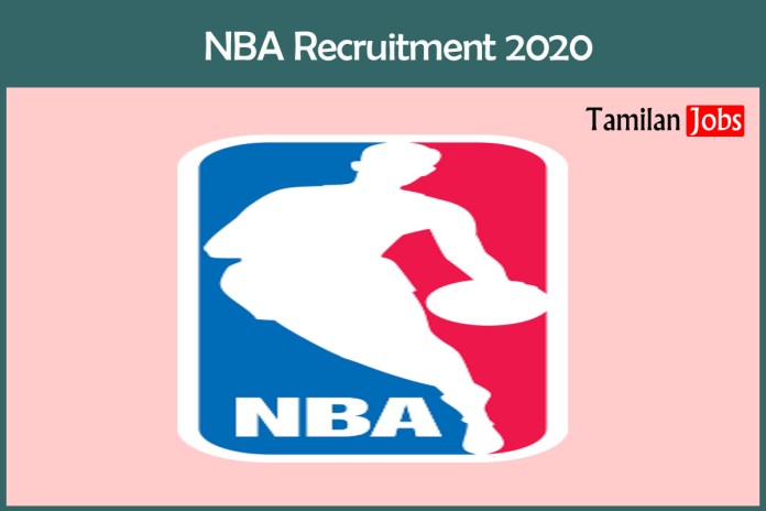 NBA Recruitment 2020 Out – Apply Online 23 Young Professional-II Jobs