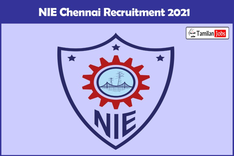 NIE Chennai Recruitment 2021 Out – Apply 17 Project Scientist Jobs