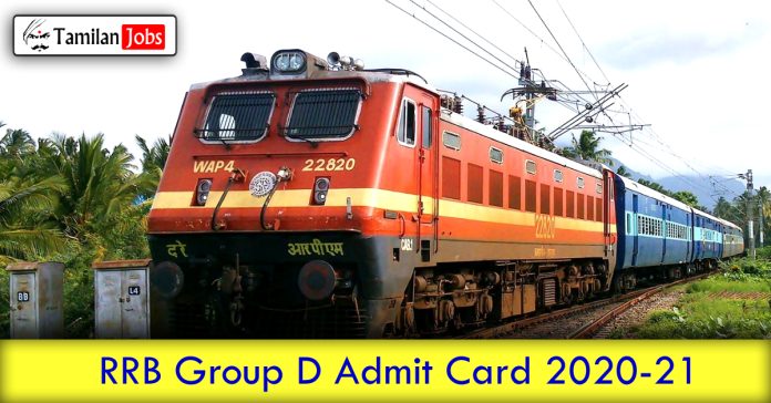 RRB Group D 2020-21, CBT Exam Date, Admit Card, Exam Pattern, Syllabus, Question Papers