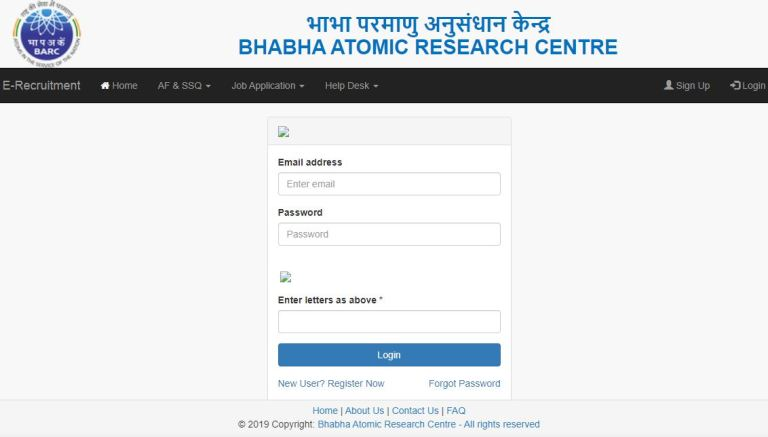 BARC UDC Admit Card 2021 (Out) @ barc.gov.in, Stenographer Exam Date