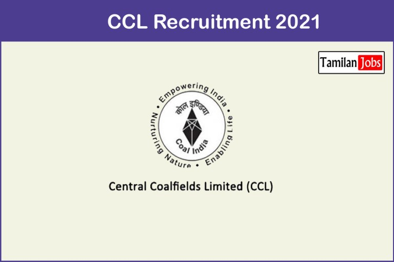 CCL Recruitment 2021 Out – Apply 482 Surveyor Jobs