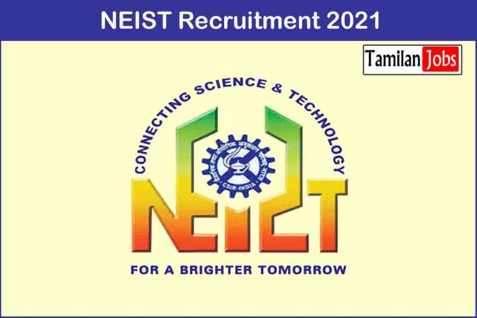 NEIST Recruitment 2021 Out – Apply For Manager, Technical Consultant Jobs