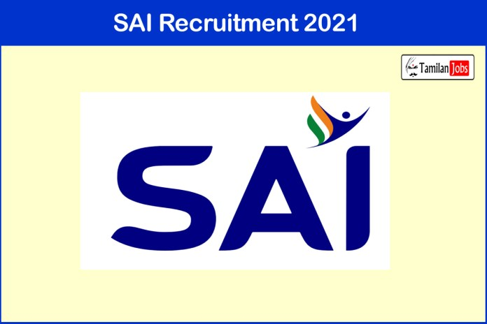 SAI Recruitment 2021 Out – Apply Online 27 Assistant Coach Jobs