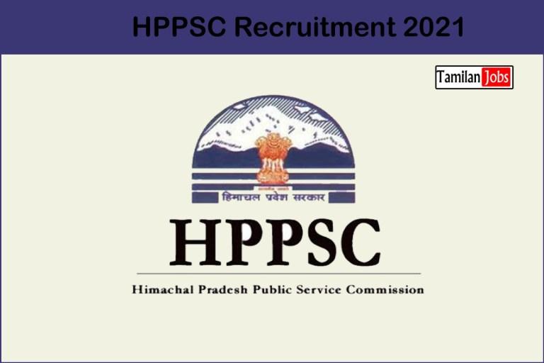 HPPSC Recruitment 2021 Out – Apply Online 16 Assistant Registrar Jobs