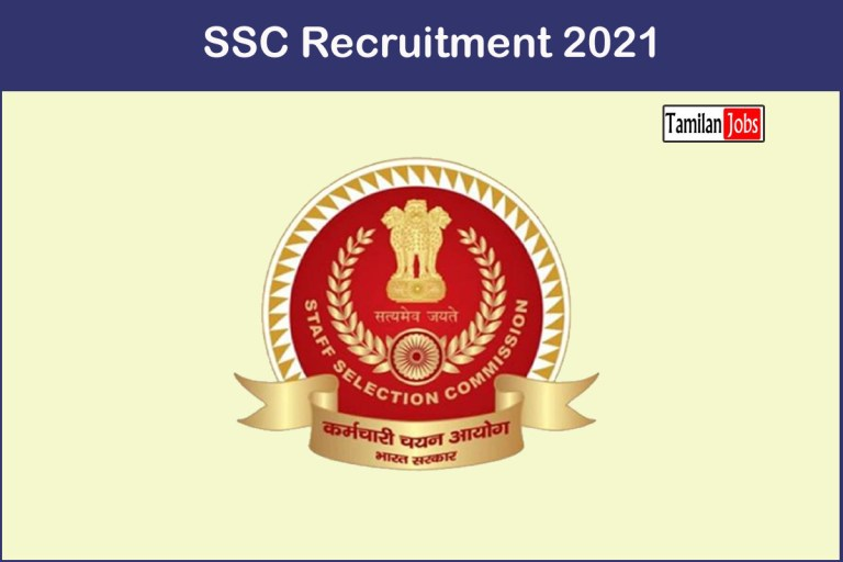 SSC Recruitment 2021 Out – Apply 15000+ Multi Tasking Staff  Jobs