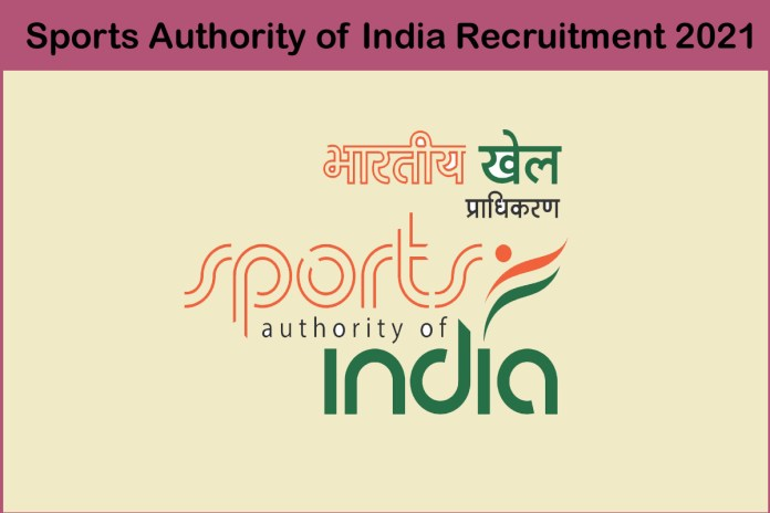 Sports Authority of India Recruitment 2021 Out – Apply 105  Assistant Coach Jobs