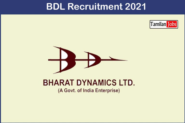 BDL Recruitment 2021 Out – Apply Online 70 Project Officer, Project Engineer Jobs
