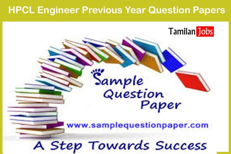 HPCL EngineerPrevious Year Question Papers @ hindustanpetroleum.com