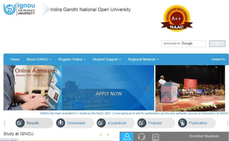 IGNOU OPENMAT Exam Date 2021 (Out) @ ignou.ac.in, MBA Entrance Test Date