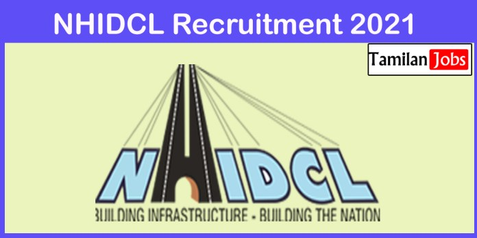 NHIDCL Recruitment 2021 Out – Apply Offline For 61 General Manager Jobs