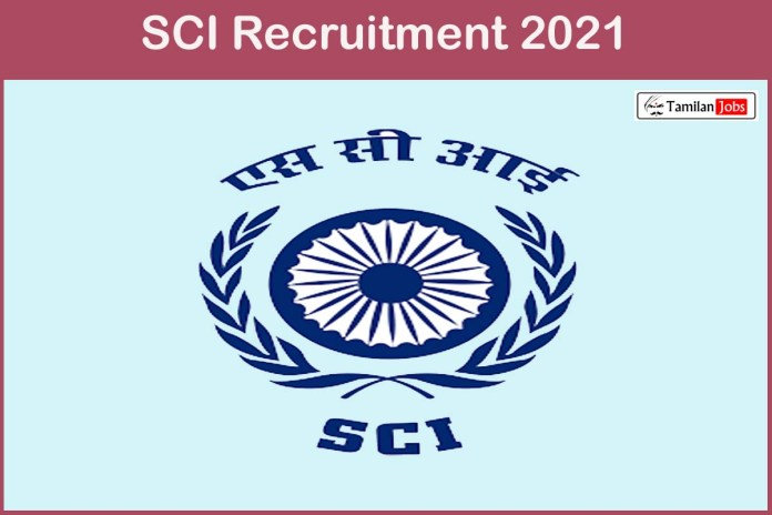 SCI Recruitment 2021 Out – Apply Online Legal Assistant Jobs