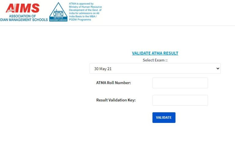 ATMA Results 2021 Announced   Candidates can check from this article